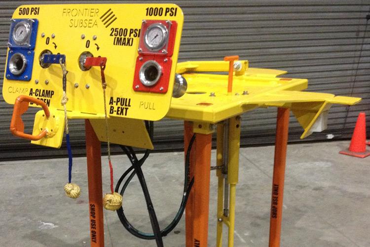 ROV Tooling – Hydra Quad Removal