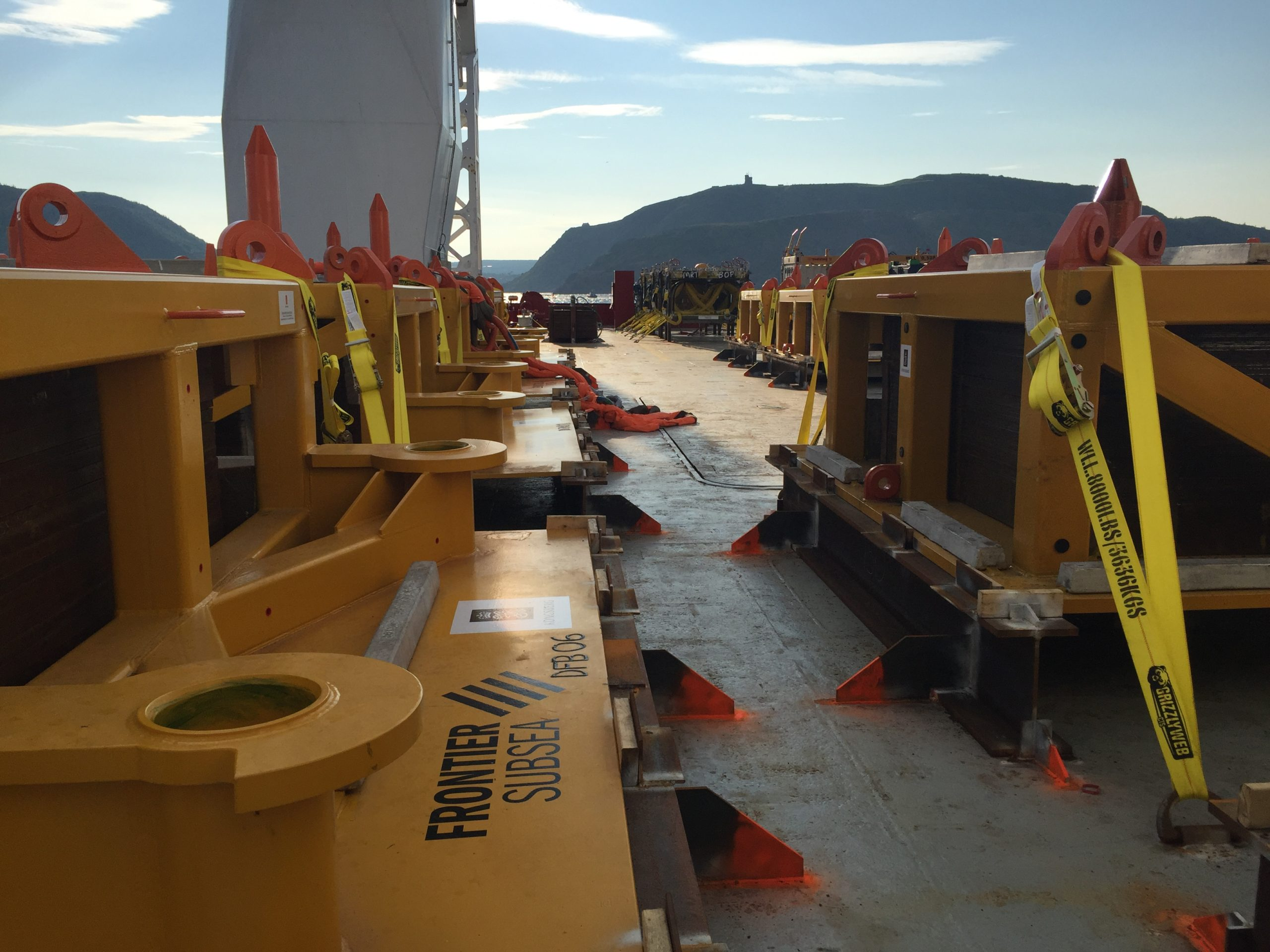 Wellhead Load Relief (WLR) System