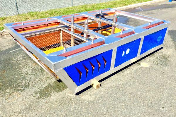 Multi-Purpose ROV Tooling Skids