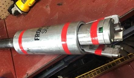 Internal/External Sealing of Subsea Leak
